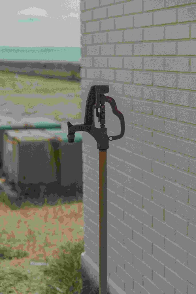 Clifton Plumber plumbing outside tap